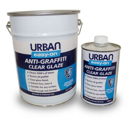 Anti Graffiti Coating - Easy On (4.5 Ltr)